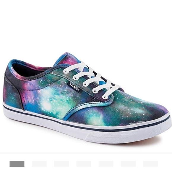 8f9ed626e7 Vans Atwood Cosmic Galaxy Women s Shoe. M 5b0aa87d3a112e2f69ec8c8b
